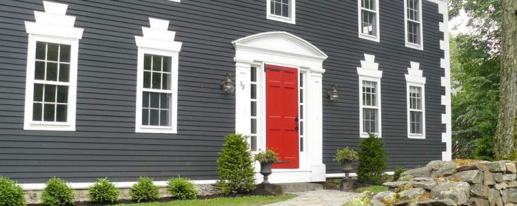 Increase your Home's Value with a new Exterior Paint Job!