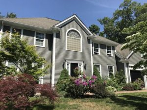 Exterior house painting by Lighthouse Painting – Front of Home