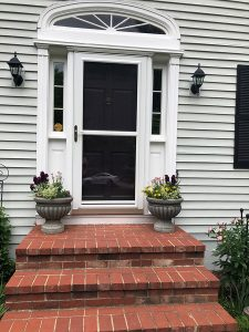 Exterior house painting by Lighthouse Painting
