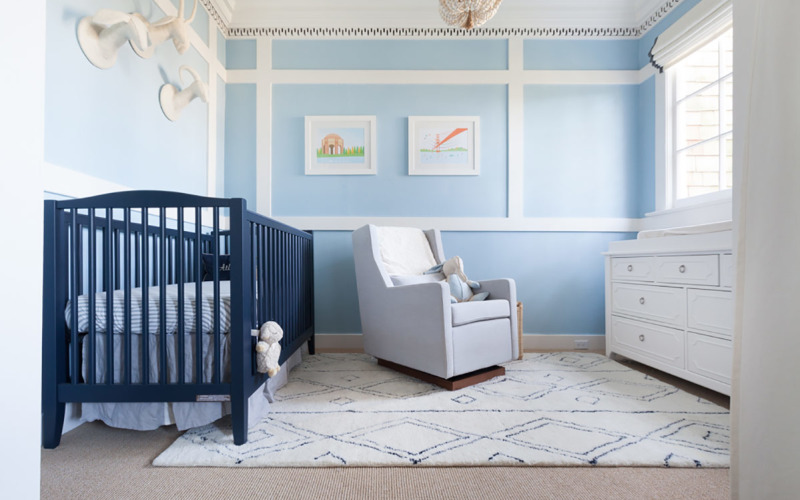 Top 10 Colors For Baby Nursery Boys And S