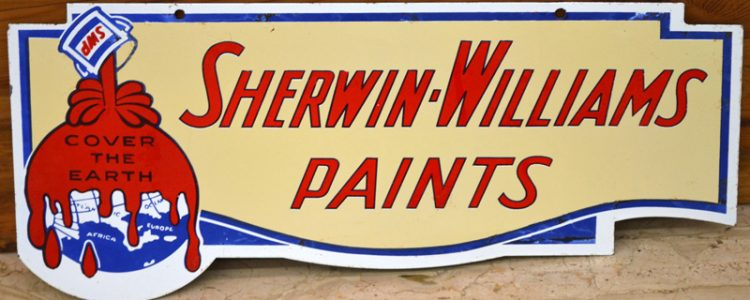 A Brief History of Paint