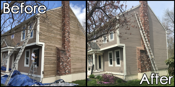 House Painting Quote Beverly, MA - House Painters Near Me - Lighthouse Painting - Exterior Painting in Beverly - Find a Contractor to Paint my House